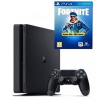Sony PS4 Pro 1TB black+FORTNITE