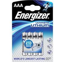 Energizer Lithium AAA 4ks 639171