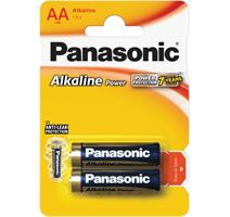 PANASONIC LR6 2BP AA Power Alkalické
