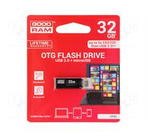 GOODRAM USB FD 32GB TWIN USB 3.0