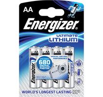 Energizer Ultimate Lithium AA 4ks 35035752