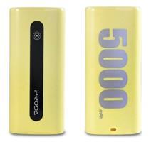 REMAX Proda E5 5000mAh, žlutá