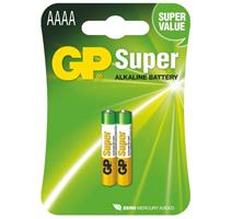 GP Super alkaline 25A AAAA (1ks)