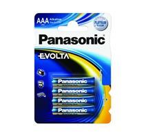 PANASONIC LR03 4BP AAA Evolta Alkalické