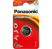PANASONIC CR-2025 1BP Li