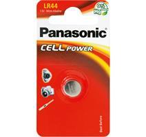 PANASONIC A76/LR44/V13GA 1BP Alkalická