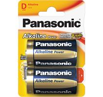 PANASONIC LR20 2BP D Power Alkalické