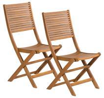 FIELDMANN FDZN 4012-T Skládací židle 2ks