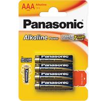 PANASONIC LR03 4BP AAA Power Alkalické