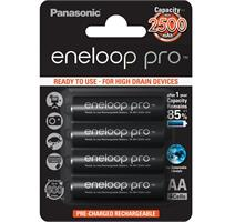PANASONIC HR6 AA 3HCDE/4BE ENELOOP PRO
