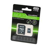 MAXELL MAXImum microSDHC 8gb