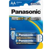 Panasonic EVOLTA Platinum AA 2ks 00236460