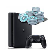 Sony PS4 500GB + Fortnite