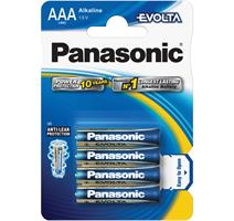Panasonic EVOLTA Platinum AAA 4ks 00266499